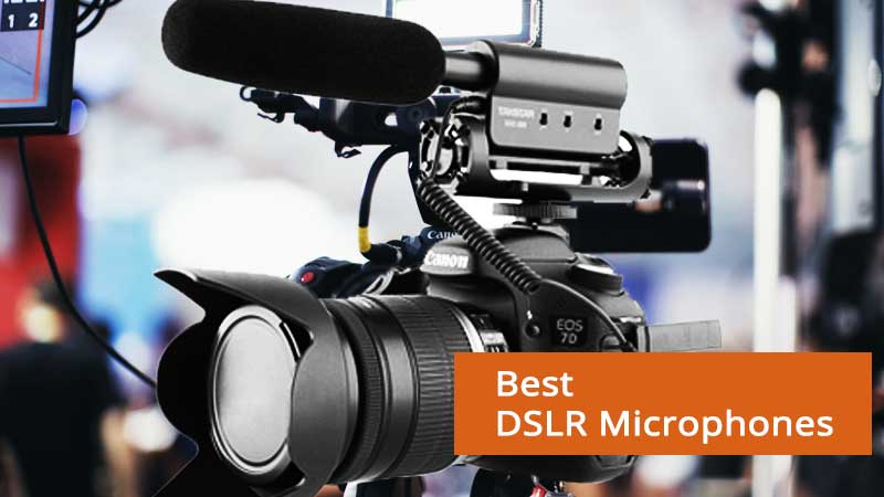 Best DSLR Microphones