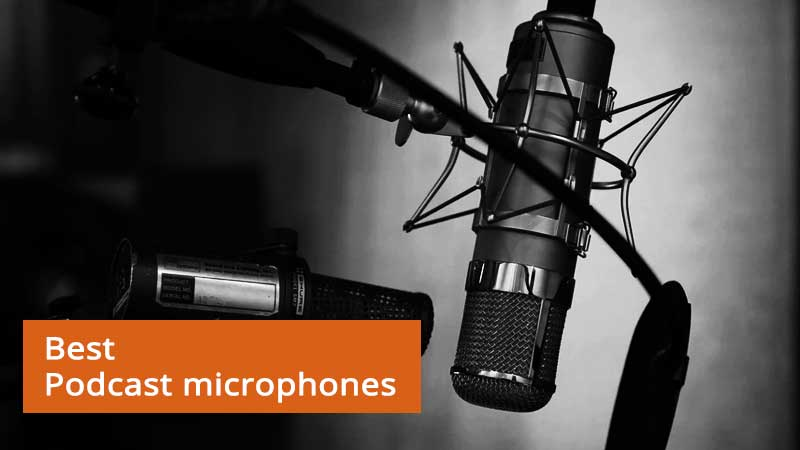 Best Podcast 2020.17 Best Podcast Microphones For 2020 Usb Xlr Mics For All
